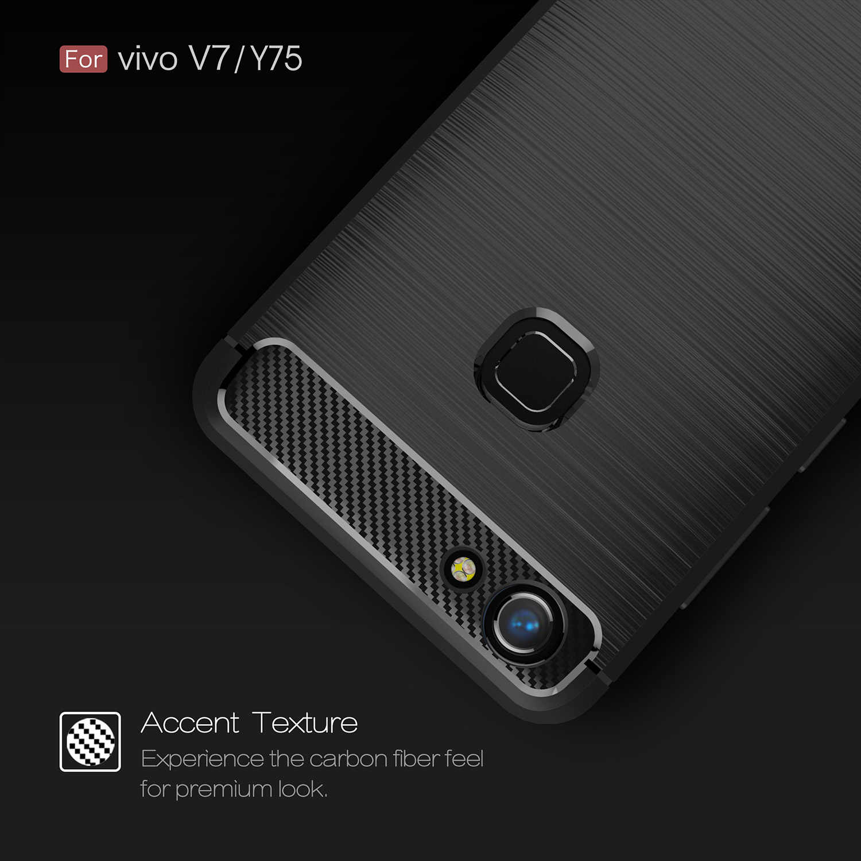 online store 6fd13 0c397 Case for Vivo V7 V7+ Plus 5.7