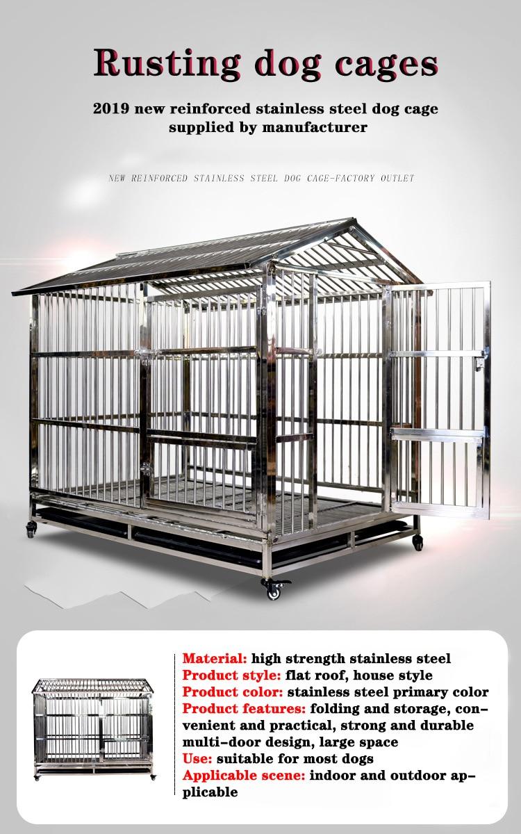 Steel Cage Design Coyota