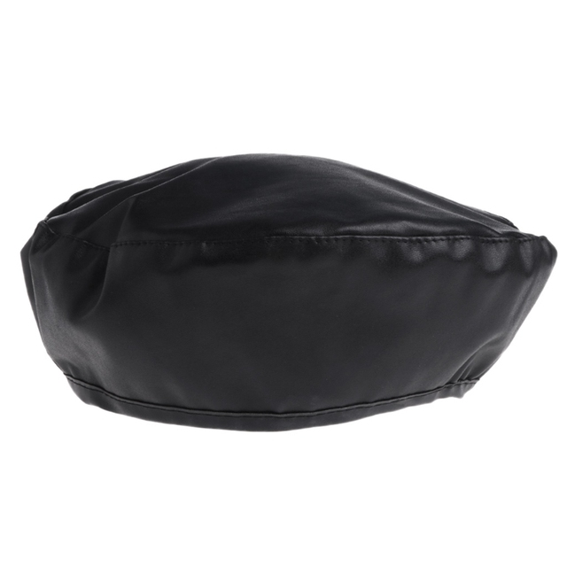 Delivery Leather Beret Hats...