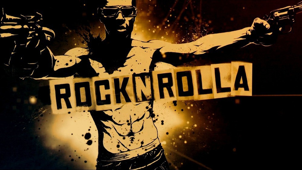 Rock N Roll A Style Home Decor Classic Fashion Movie Custom Poster Free Shipping Print Size 40x60 Cm Wall Sticker Y1182