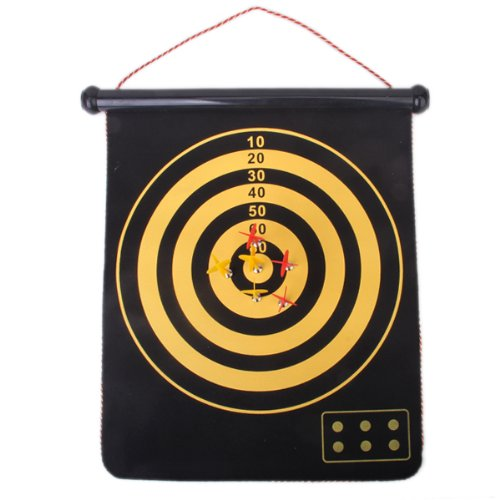 5Set Sale Target darts Double-sided magnetic suspended with 6 magnetic darts