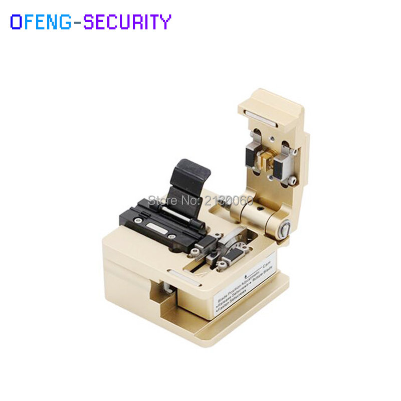 DVP106 High Precision Fiber Optic Cutter DVP-106 Optical Fiber Cleaver For Welding Fusion Splicer Machine