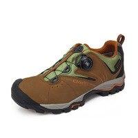 2017 Clorts BOA Szybka Sznurowania Wodoodporna Odkryty Sport Athletic Shoes Walking Wspinaczka Buty Dla Mężczyzn Darmowa Wysyłka 3D016D