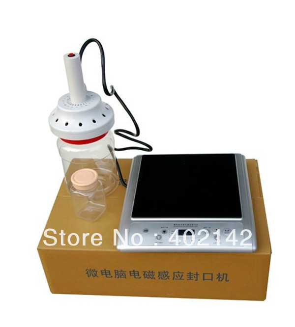 Aluminium Foil Sealing Machine,Induction Sealer With High Quality,Sealing Range 15-130mm,Free Shipping  цены