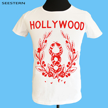 Seestern Brand clothing hollywood t shirt animal element casual men t shirt summer fashion hip hop nightclub tops tee
