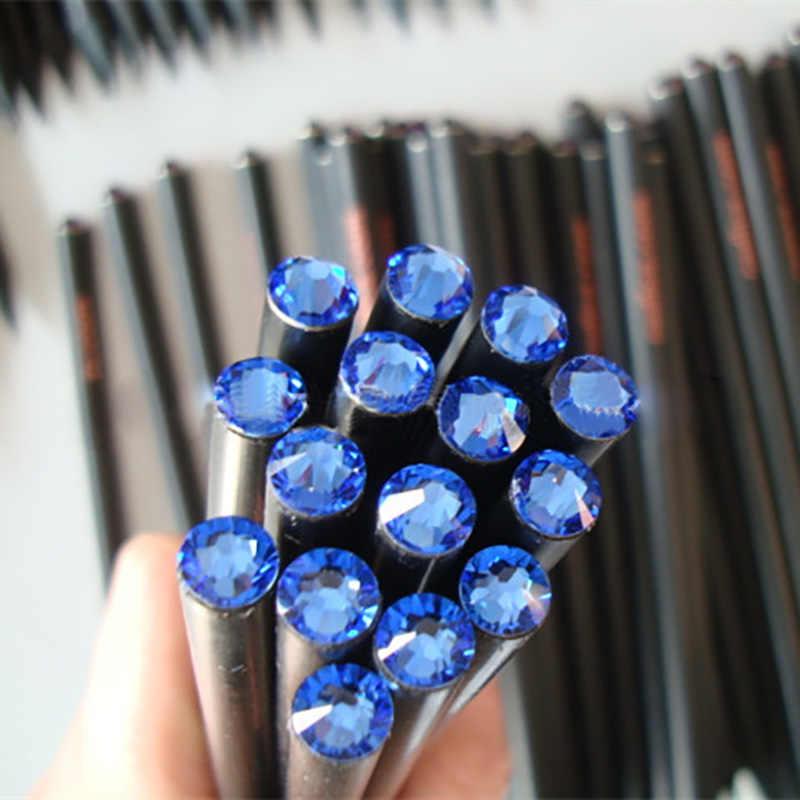 鉛筆 Hb ダイヤモンド色鉛筆文房具アイテム描画用品かわいい鉛筆学校バスウッドオフィス学校かわいい