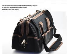 12″(30x14x22cm) Multifunctional Electrical Bag Tools Case Oxford Bag Electrician Canvas Tool Bag Toolkit
