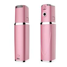 Portable Nano Facial Sprayer Steamer Mckbane Handy Dry & Oil Skin Promote Absorption Moisturizing Hydrat