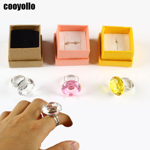 Image 1 - Non disposable Crystal Tattoo Pigment Holder Eyelash Extend Ring Cup Tattoo Ink Container Eyebrow Makeup Microblading Accessory