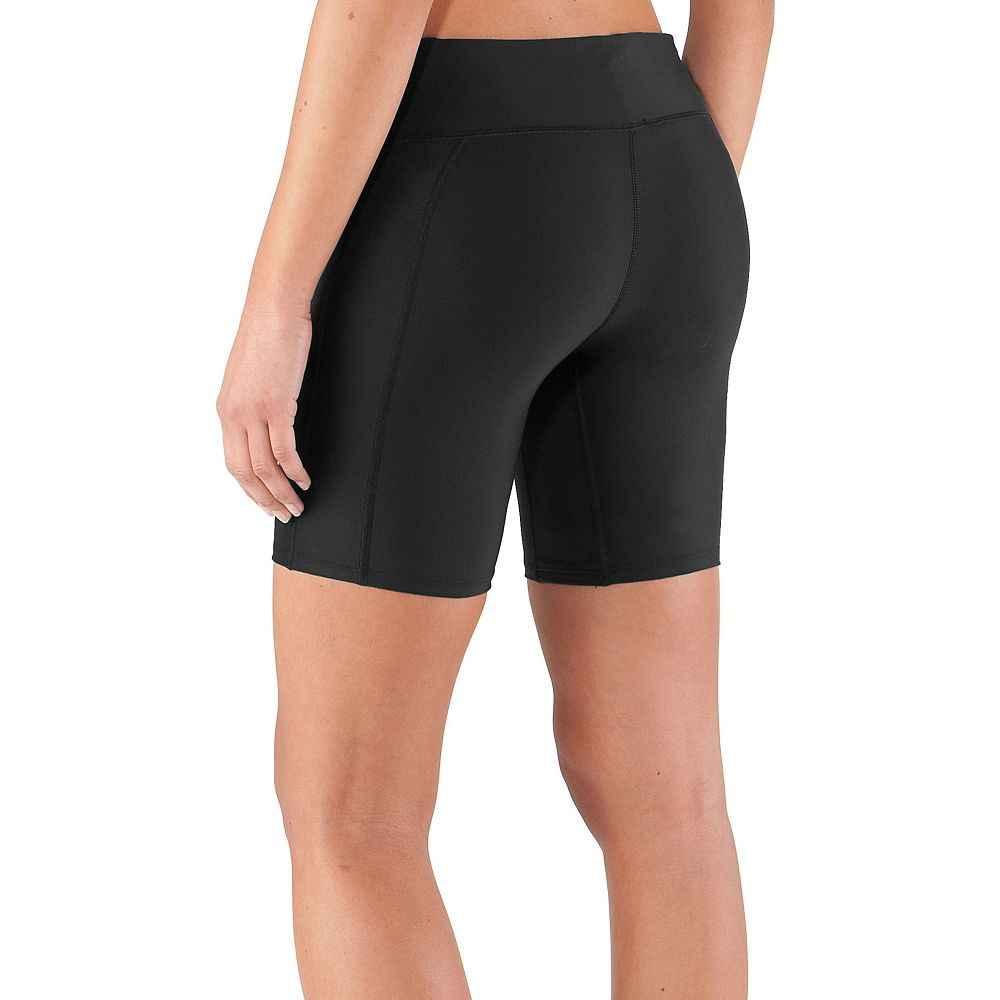 fb6725b610 ... Women Summer Sports Short Running Tights Leggings Athletic Marathon Jogging  Yoga Compression Shorts Women Spandex Fitness ...