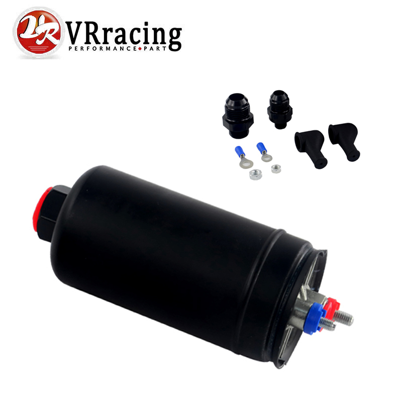VR RACING - EFI 380LH 1000HP TOP QUALITY External Fuel Pump E85 Compatible 044 style New VR-FPB003