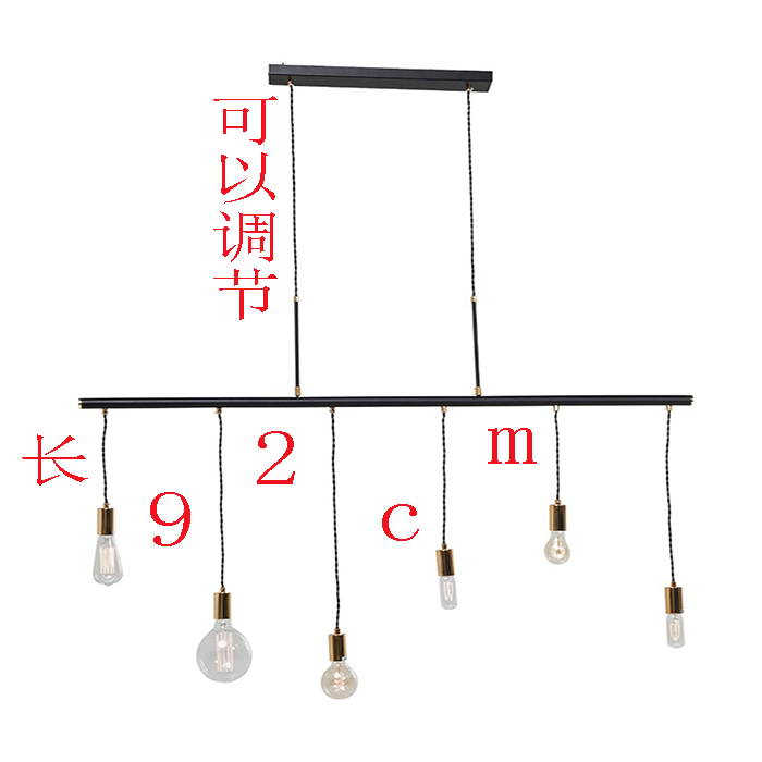 Nordic Modern Colorful Wood Pendant Lamp for Restaurant Coffee Bar Dinning Room Bedroom E27 Pendant Lights Decor