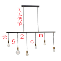 Nordic Modern Colorful Wood Pendant Lamp for Restaurant Coffee Bar Dinning Room Bedroom E27 Pendant Lights Decor