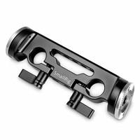 SmallRig 15mm Rod Clamp with 31.8mm Diameter ARRI Rosette Mount For 15mm Rod Shoulder Support Rail Rig 1898