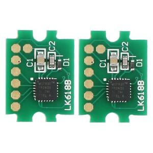 "Image 3 - ארה""ב גרסה 15K TK 6117 שבב עבור Kyocera ECOSYS M4132idn/M4125idn טונר מחסנית מילוי איפוס"