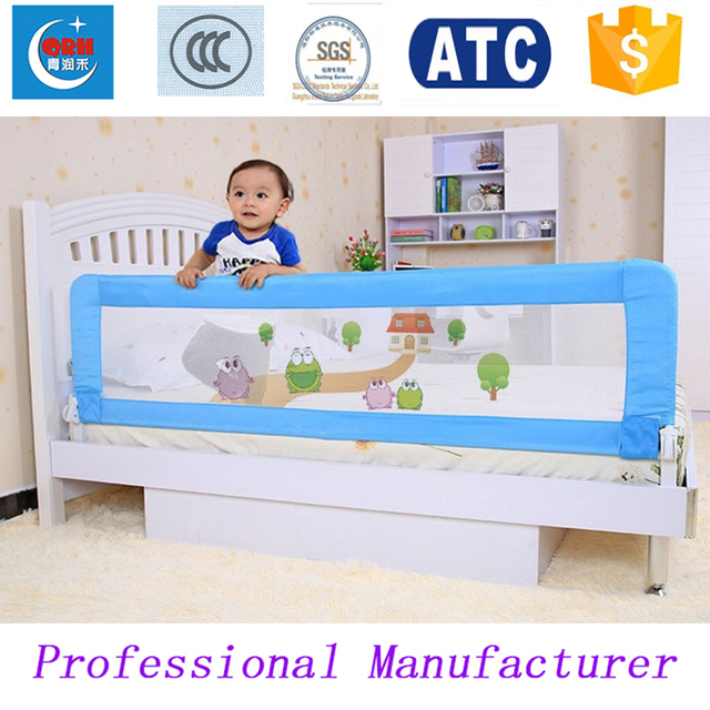 180*64cm Children Bed Guard Baby Bed Rail Kids Bed Fence-in Gates & Doorways from Mother & Kids