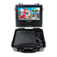Portable Multi function Main Box With 14 LCD Screen Speaker For PS Four Silm Game Host
