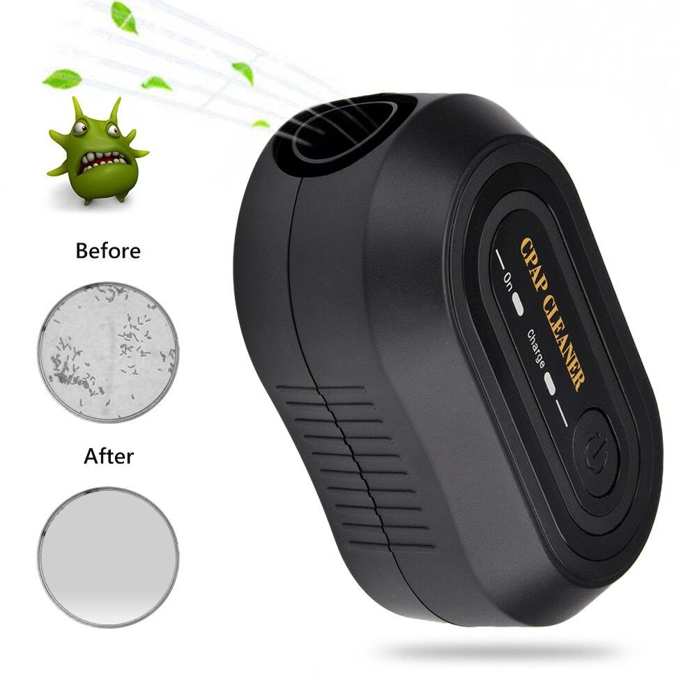 Mini Aspirador de CPAP CPAP Disinfector Purificador de Ar Máquina de Desinfecção Do Ar Desinfecção Esterilizador de Apnéia Do Sono Anti Ronco