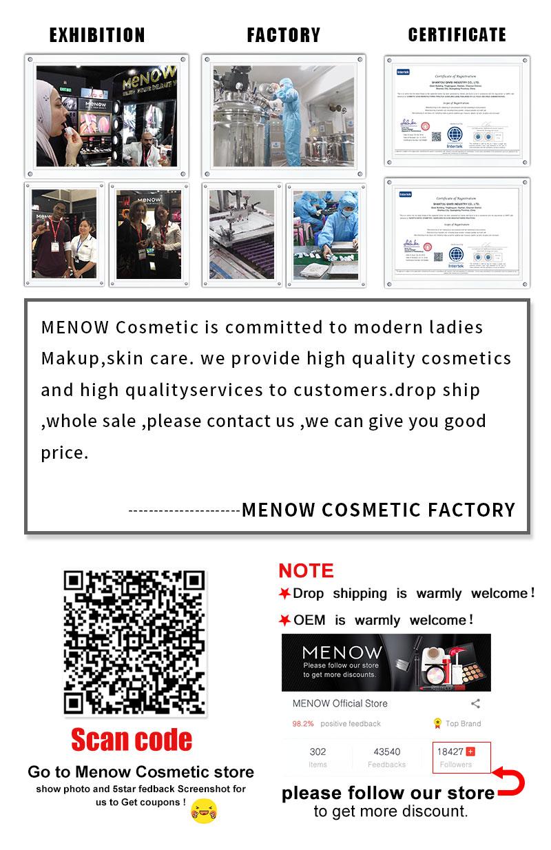 Menow Brand Makeup 12Colors/Set Waterproof Lip liner Pencil Women's Professional Long Lasting Cosmetic Tools P14002 18