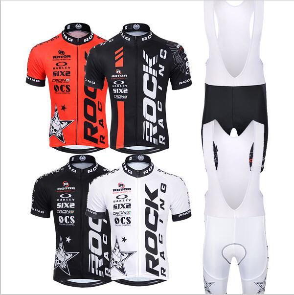 Цена за 2015 ROCK RACING Велоспорт Майки комплект майо ciclismo велосипед одежда одежда спортивная одежда Cortocircuitos