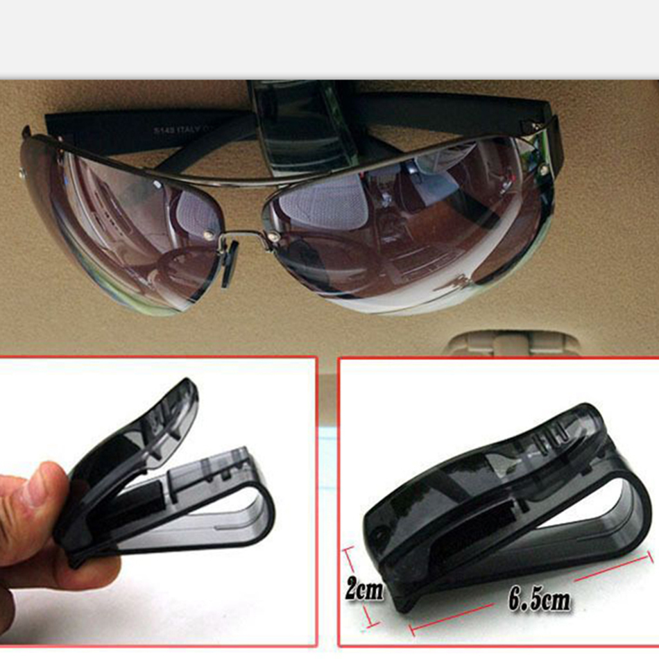 HTB1LrFjXnHuK1RkSndVq6xVwpXaI - Hot Sale Auto Fastener Cip Auto Accessories ABS Car Vehicle Sun Visor Sunglasses Eyeglasses Glasses Holder Ticket Clip for cruze