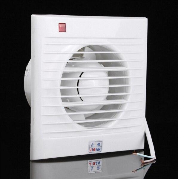 4inch 6inch 8 Inch Window Exhaust Fan Bathroom Kitchen Toilets Ventilation  Fans Windows Exhaust Fan In Fans From Home Improvement On Aliexpress.com ...