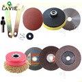 Шлифовальный диск LA VIE  12 шт.  шлифовальный диск  лезвие для пилы по дереву  провод  колесо  абразивная бумага  электрическая дрель  угловой шл...