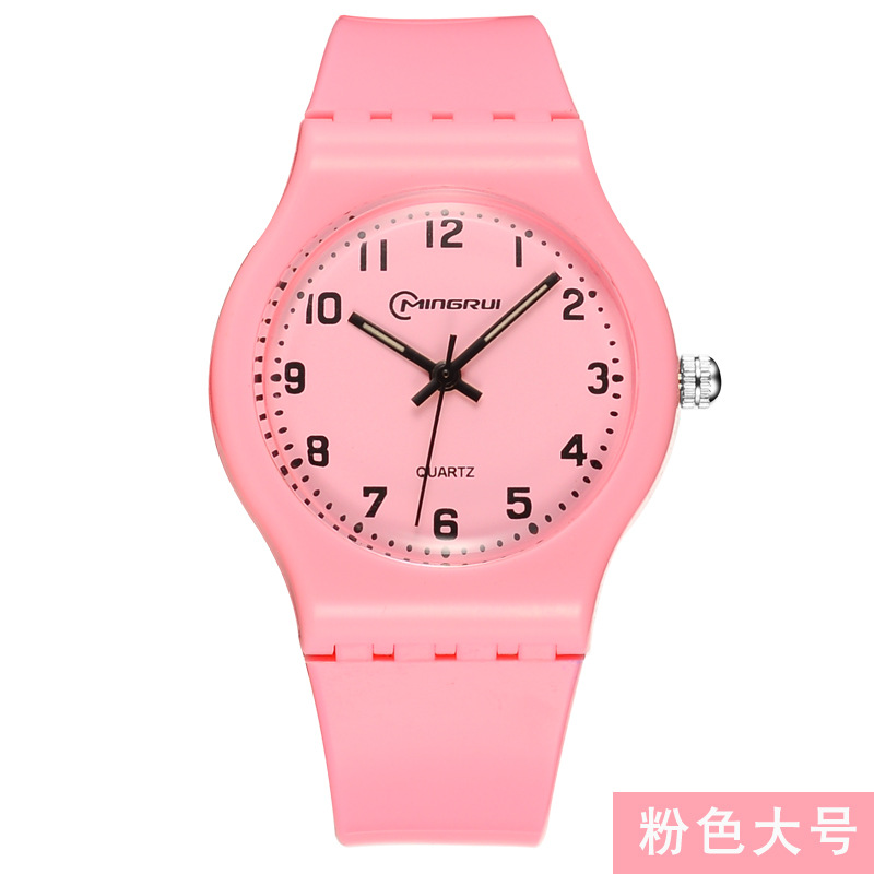 Reloj Mujer 2017 New Hot Sale Children Jelly electronic Watch Student Fashion Sports Watches Waterproof Quartz