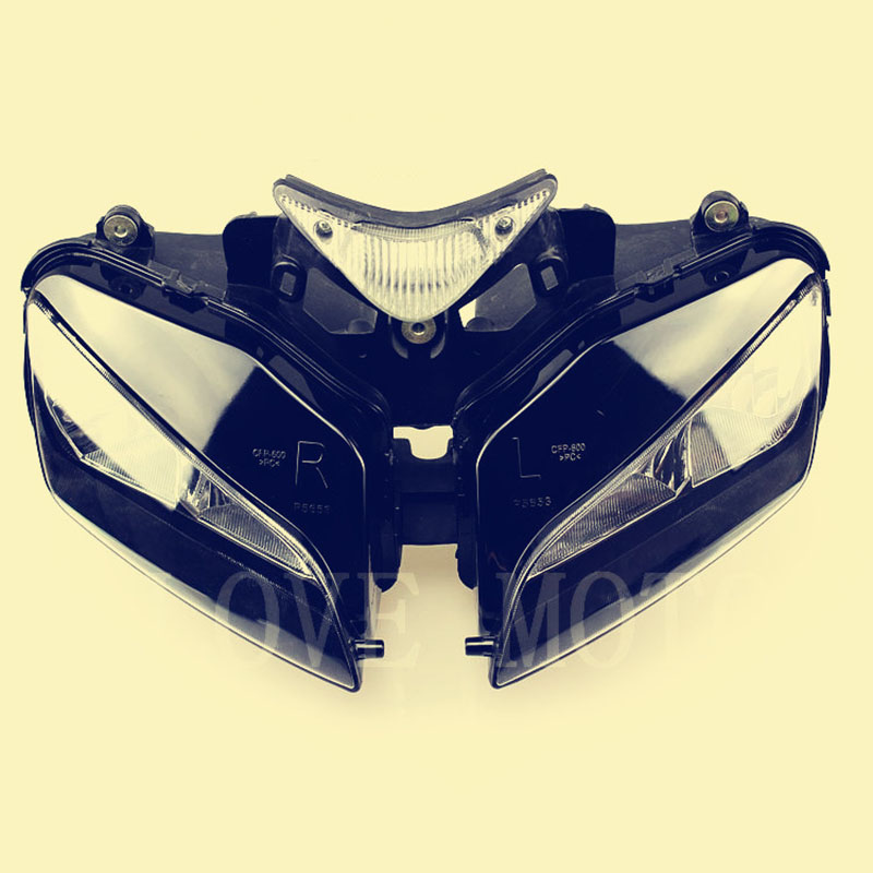 Motorcycle Head light Assembly headlamp For Honda CBR 1000RR 2004 2005 2006 2007