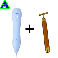 Laser Freckle Removal Machine Skin Mole Removal Dark Spot Remover For Face Wart Tag Tattoo Remaval