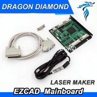 YAG Laser controller EZCAD Kennzeichnung Software Controller Mainboard Für Faserlaser Maschine