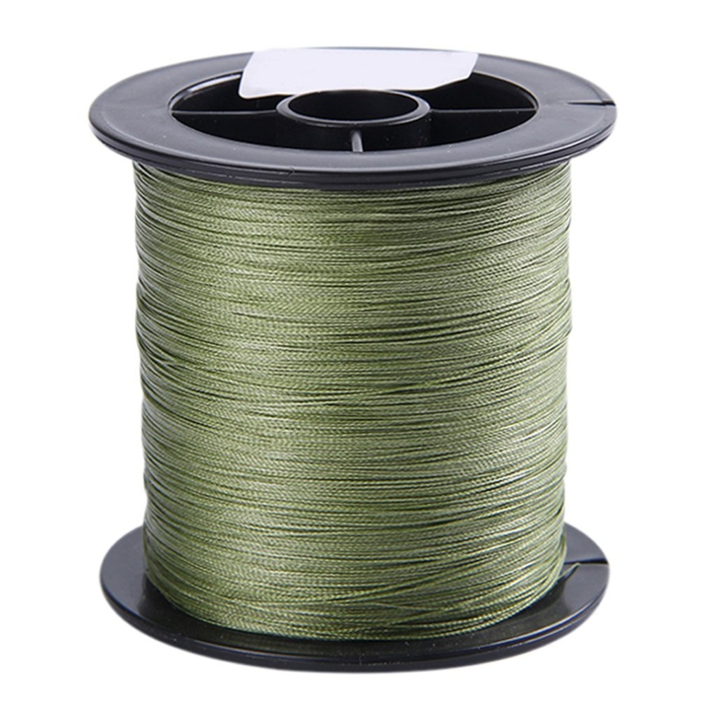 Super Strong Braided 8 Strands 1000m Fishing Line Abrasion-resistant Fishing String Hercules Outdoor Fishing Tool new gevlochten draad braided fishing line wire 8 strands 1000m pe 100