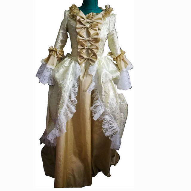 D-181 Victorian Gothic Civil War Southern Belle Ball Gown Dress Halloween  Theater Movie loose dresses Sz US 6-26 XS-6XL 9a8091206eb6