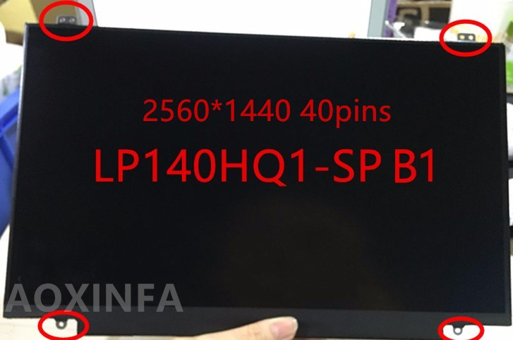 Free shipping LP140QH1-SPE1 LP140QH1-SPB1 LP140QH1-SPD1For Lenovo X1 Carbon 2560*1440 Non-touch screen (FRU:00HN876)no frame mtsooning timing cover and 1 derby cover for harley davidson xlh 883 sportster 1986 2004 xl 883 sportster custom 1998 2008 883l