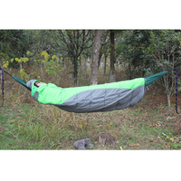 Mummy hammock Sleeping Bag Portable and Lightweight for 3 4 Season Camping Backpacking and Outdoor Activities