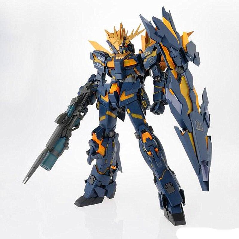 Daban Gundam 1/60 PG RX-0 Unicorn Gundam 02 Banshee assembled ModelDaban Gundam 1/60 PG RX-0 Unicorn Gundam 02 Banshee assembled Model