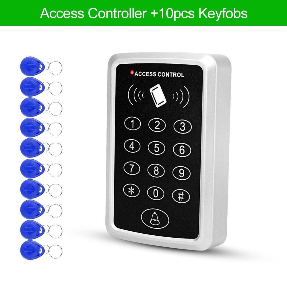 Keypad with 10 Keys