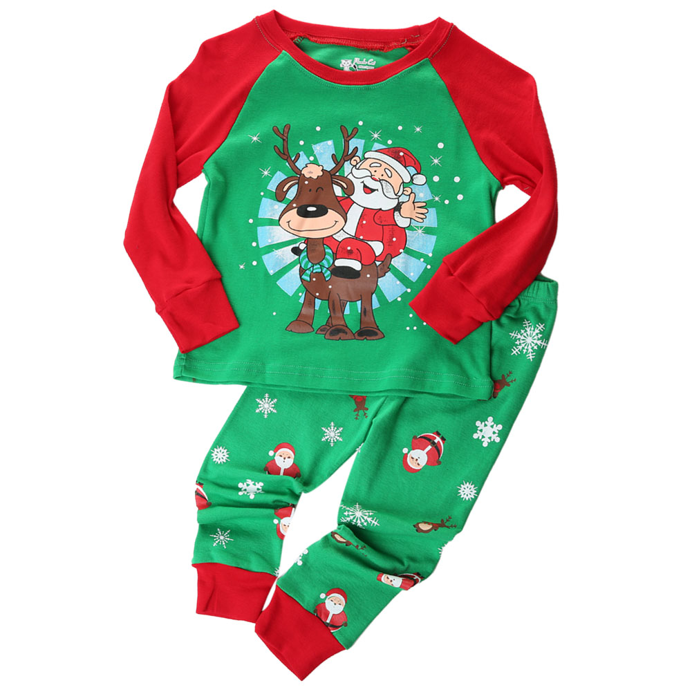 Children S Christmas Pyjamas