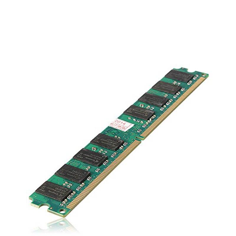 2GB 2G RAM Speicher DDR2 PC2-5300/U 667MHZ DIMM Memory 240pin PC Arbeitsspeicher for AMD Computer QJY99 2048mb pc2 5400 5300 667mhz ddr2 купить