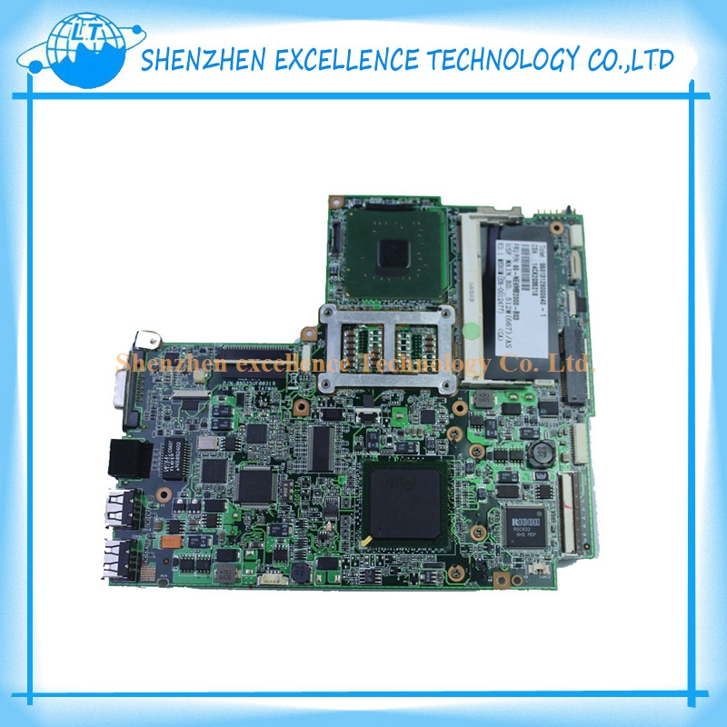 Free shipping for Asus U5F Laptop mainboard GM 945 fully tested 100% good work motherboard
