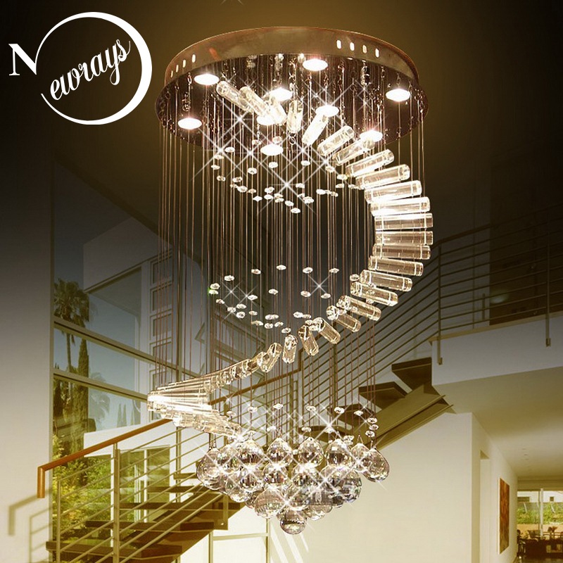 Modern crystal loft traditional chandelier art deco with GU10 9 lights for living room bedroom hotel lobby restaurant store bar free shipping watercolor art living room lobby mural fashion salon shop clothing store restaurant lounge bar wallpaper