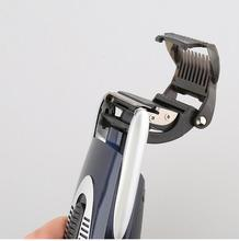 Electrical man Razors Rechargeable beard Shaver Shaving Males precision Face hair trimmer mustache styling clipper Modeling instrument