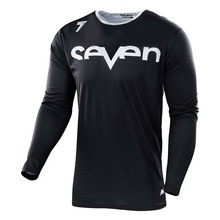 New style Seven bicycle downhill jersey long sleeve Breathable sport mountain racing motocross  MX T-shirt