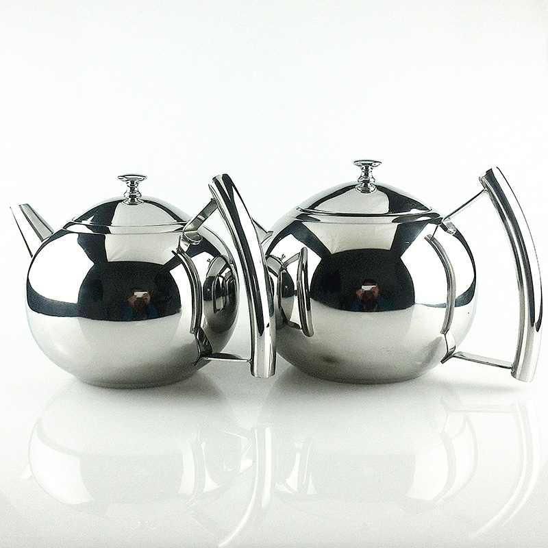 Stainless Steel Teapot for Electromagnetic Oven Hotel Long Spout Tea Kettle Home Cold Water Jug Drinking Water Kettle Drinkware