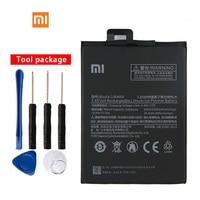 Xiao mi 원래 bm50 mi 최대 2 전화 배터리 xiao mi mi max 2 max2 ii bm50 5300 mah