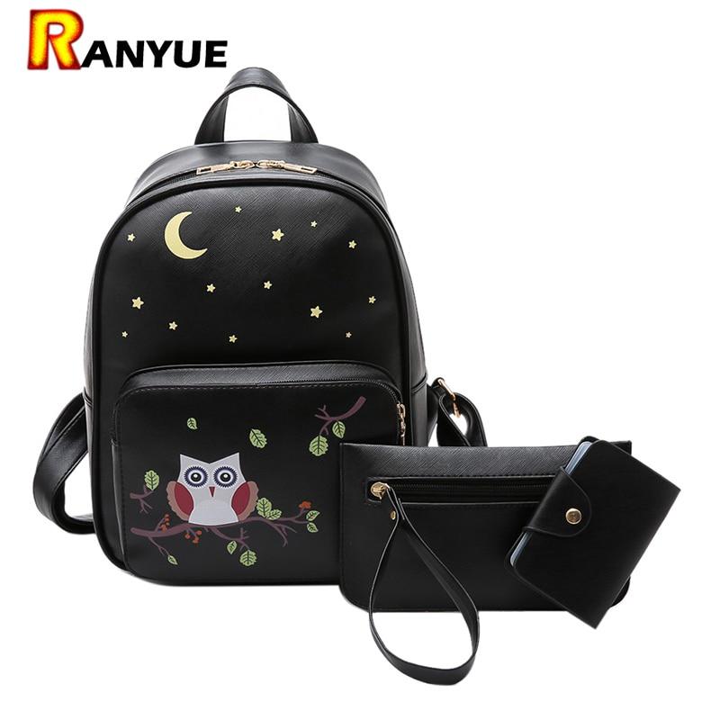Owl Backpack Purse | Cg Backpacks