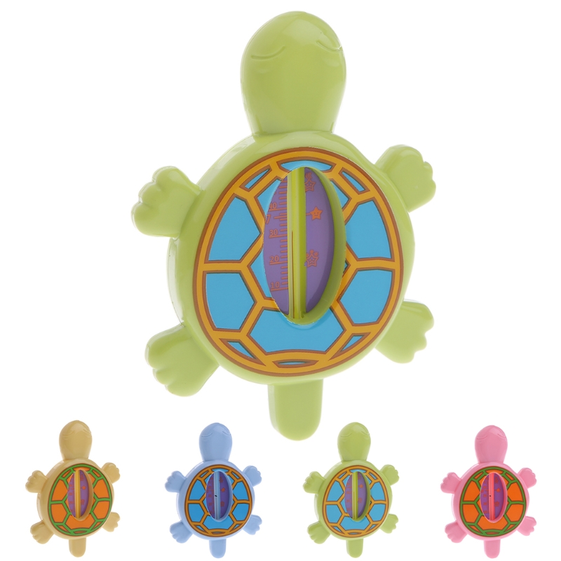 Convenient Baby Infant Bath Tub Water Temperature Tester Animal Cartoon Turtle Thermometer Baby toys