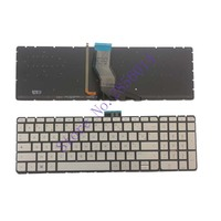 French Keyboard for HP 15 as000 15t as000 15t as100 15 as014wm FR Laptop Keyboard with backlit