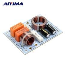 AIYIMA 2 pcs L-280C 2 Voies 2 Unité Salut-fi Haut-Parleur Diviseur de Fréquence Crossover Filtres pour KASUN livraison gratuite
