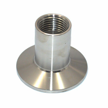 Adapters Pipe 1/2 NPT Fitting Sanitary Female Thread High pressure Stainless Steel 50.5mm Tri Clamp New High Quality 1 5 tri clamp 0 2 2 2 bar adjustable pressure relief safety valve sanitary sus304 stainless steel beer brew